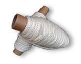 Шнуры уплотнительные термостойкие