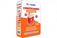 ПЛИТОНИТ СуперКамин ТермоКладка (красный)
