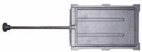 Задвижка 3В-8А (160х265х640)