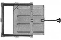 Задвижка 3В-5А (240х260х455)