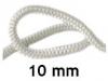 Шнур уплотнительный термостойкий 10 мм
