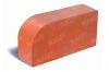 Кирпич полнотелый красный R60